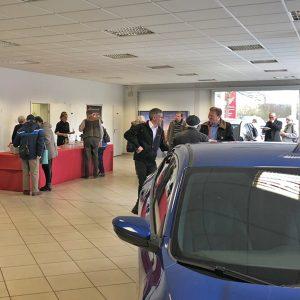 Honda Frühstück 2018 | Autohaus Braun Lampertheim