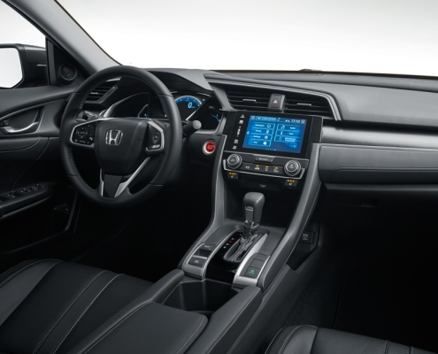 Honda Civic Limousine | Autohaus Braun Lampertheim-Hüttenfeld