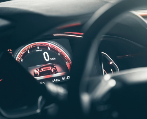 Honda Civic Type R | Autohaus Braun Lampertheim-Hüttenfeld