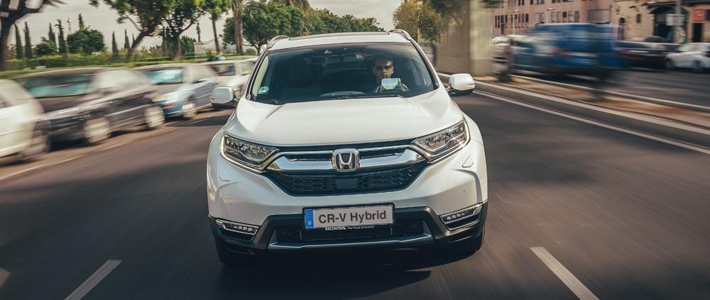 Honda CR-V Hybrid | Autohaus Braun Lampertheim-Hüttenfeld