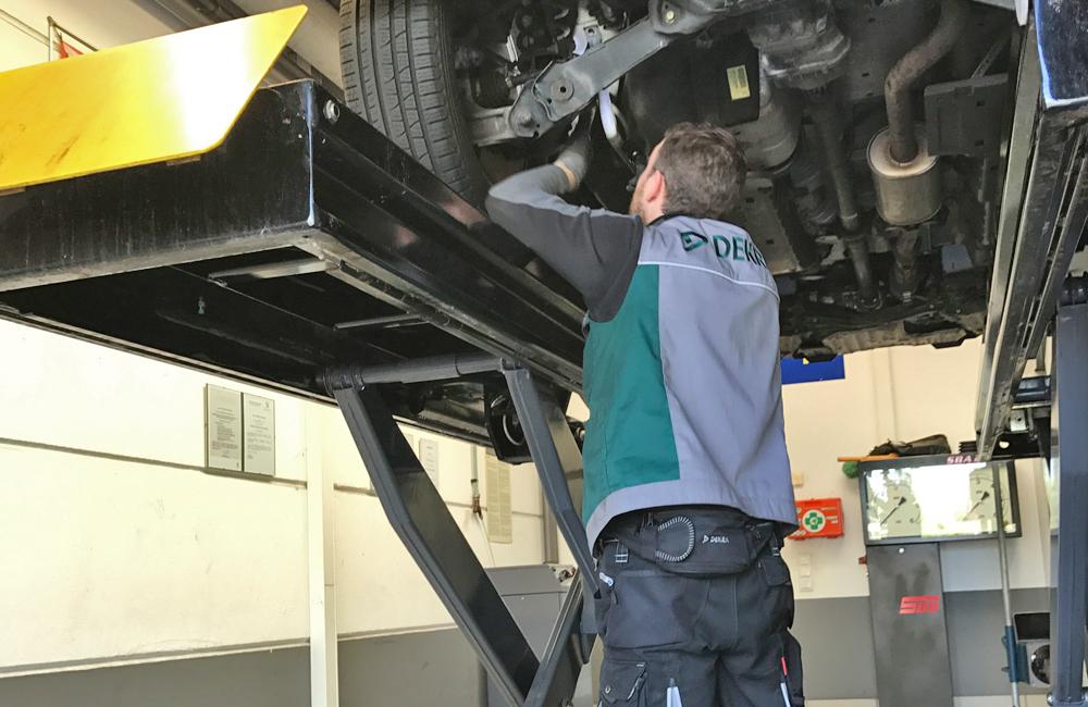 Haupt- und Abgasuntersuchung | Autohaus Braun Lampertheim-Hüttenfeld