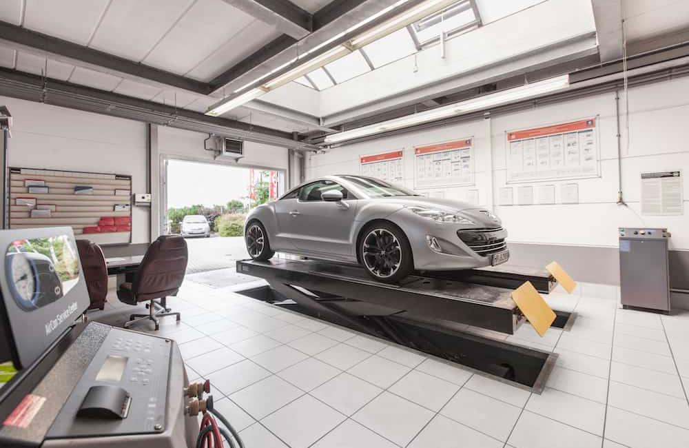 Kfz-Werkstatt | Autohaus Braun Lampertheim-Hüttenfeld