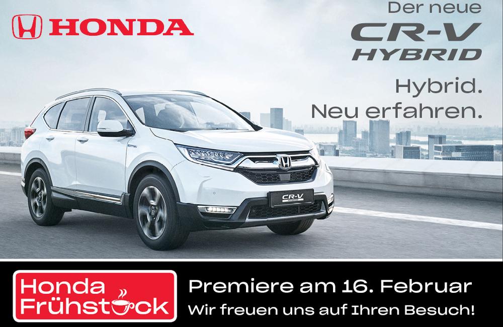 Honda Frühstück 2019 | Autohaus Braun Lampertheim-Hüttenfeld
