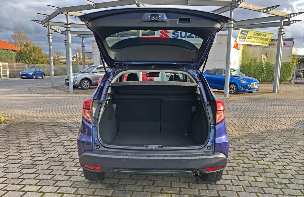 Honda HR-V Executive 1.5 | Autohaus Braun Lampertheim-Hüttenfeld