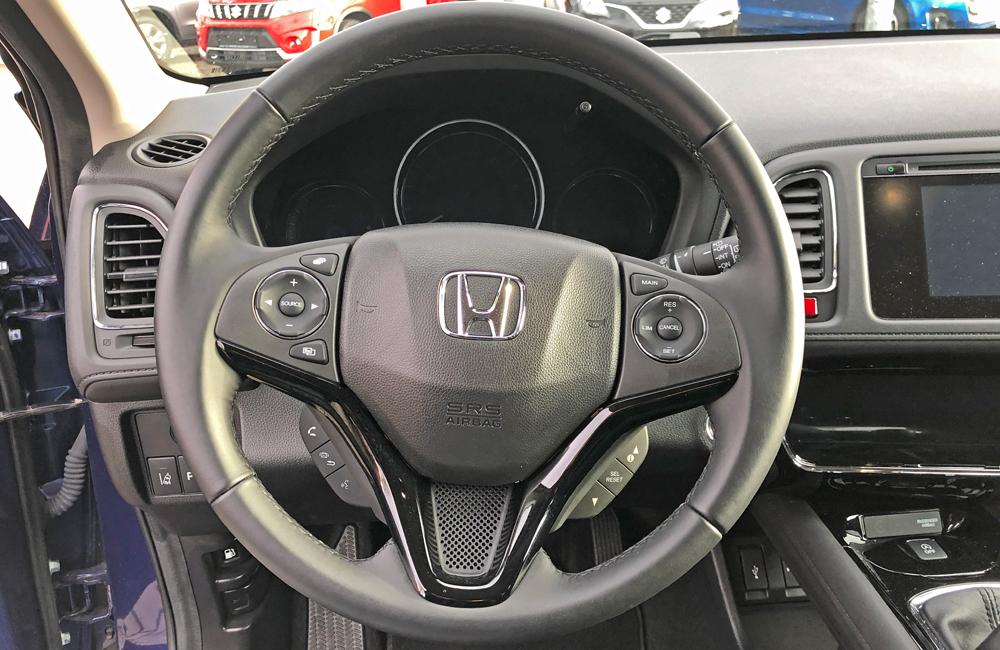 Honda HR-V Executive 1.5   Autohaus Braun Lampertheim-Hüttenfeld