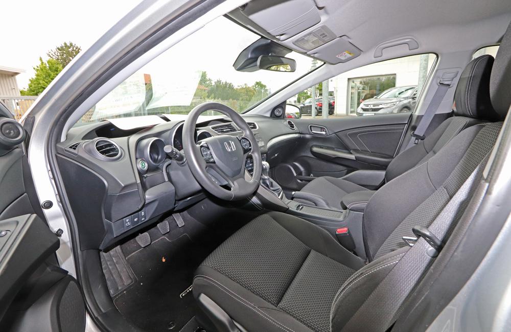 Honda Civic 1.8 Elegance | Autohaus Braun Lampertheim-Hüttenfeld