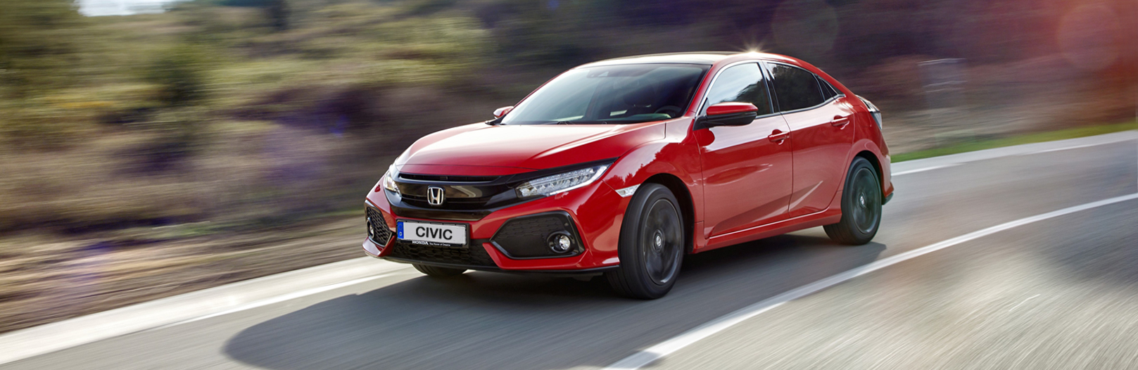 Honda Civic Turbo Plus Wochen | Autohaus Braun Lampertheim-Hüttenfeld