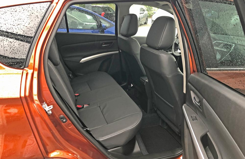 Suzuki SX4 S-Cross 1.4 Boosterjet Allgrip | Autohaus Braun Lampertheim-Hüttenfeld
