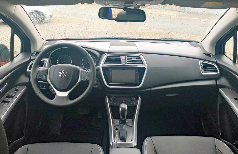 Suzuki SX4 S-Cross 1.4 Boosterjet Allgrip   Autohaus Braun Lampertheim-Hüttenfeld