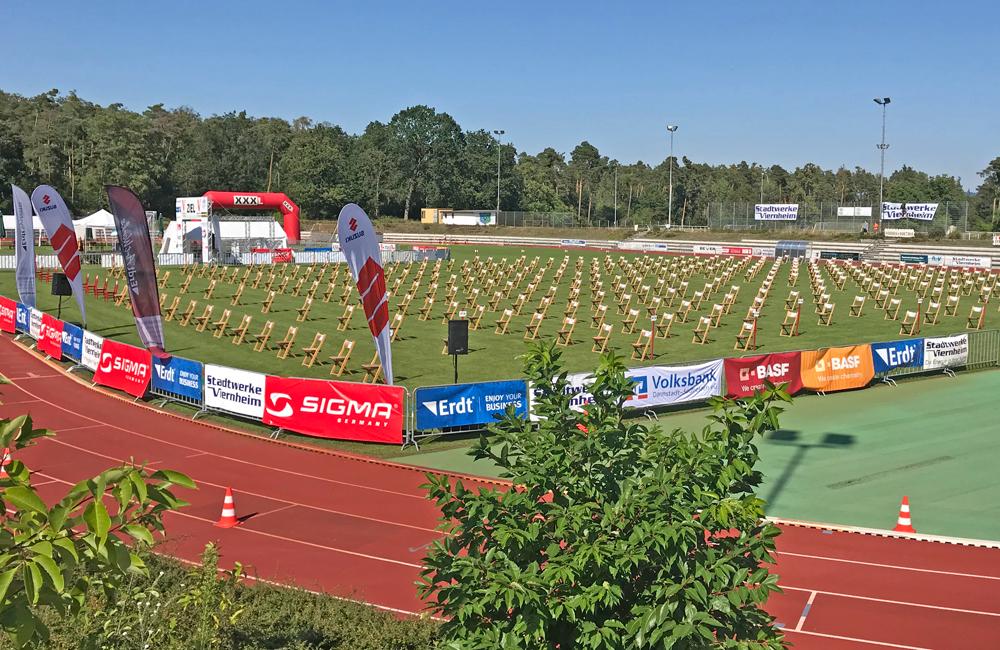 SUZUKI unterstützt Viernheimer Triathlon | Autohaus Braun Lampertheim-Hüttenfeld