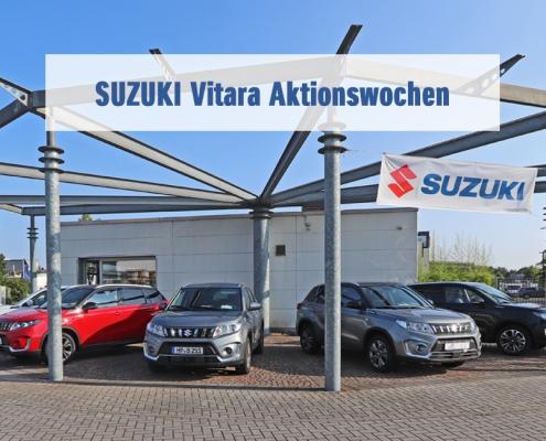SUZUKI Vitara Aktionswochen   Autohaus Braun Lampertheim-Hüttenfeld