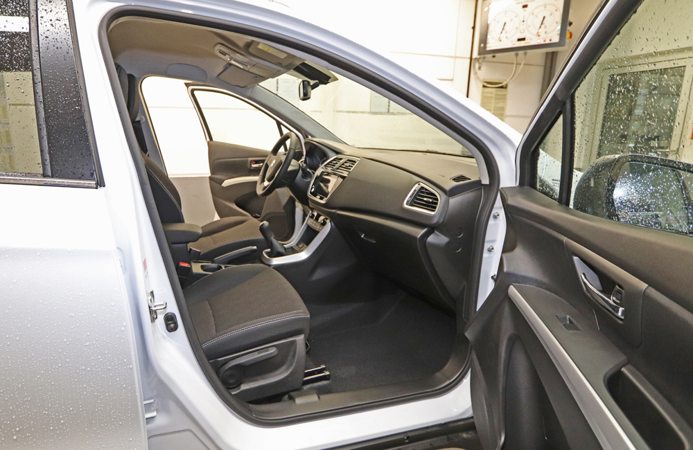 Suzuki SX4 S-Cross | Autohaus Braun Lampertheim-Hüttenfeld