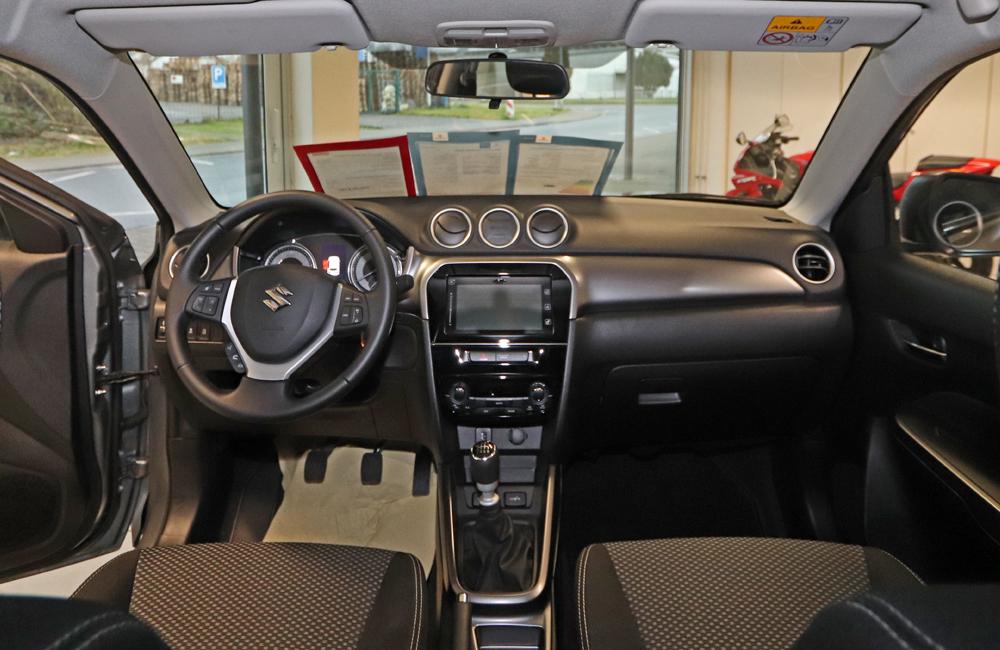 Suzuki Vitara | Autohaus Braun Lampertheim-Hüttenfeld