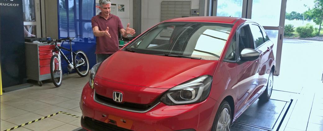 #braunvertraun: Der neue Honda Jazz | Autohaus Braun Lampertheim-Hüttenfeld